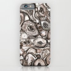 Agate Textures- Natural Colorway Slim Case iPhone 6s