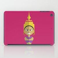 Thai Doll iPad Case