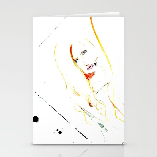 untitled Stationery Card