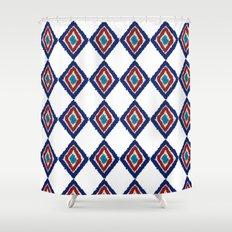 ETHNIC PATTERN Shower Curtain