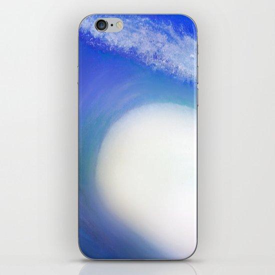 Splash Wave iPhone & iPod Skin