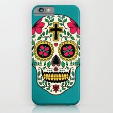 Skull Tattoo iPhone 6 Slim Case