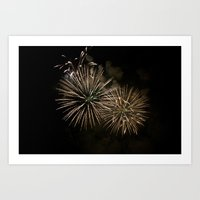 Explosions In The Sky 223 Art Print