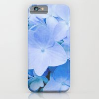 iPhone & iPod Case featuring Hydrangea Macrophylla by Sharon Mau