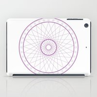 Anime Magic Circle 15 iPad Case