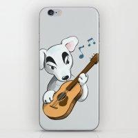K.K. Slider iPhone & iPod Skin