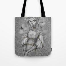 Raven Tote Bag