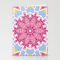 Kaleidoscope #2 Stationery Cards