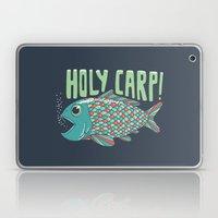Holy Carp! Laptop & iPad Skin