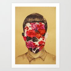 that face Art Print