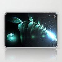 Alien Plant Laptop & iPad Skin