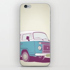 VW Combi v.02 iPhone & iPod Skin