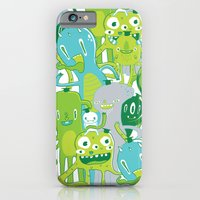 iPhone & iPod Case featuring Done with Monster School! by Marco Angeles
