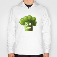 Stressed Out Broccoli Hoody
