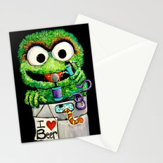 THE GROUCH Stationery Cards