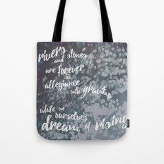 River Dreams Tote Bag