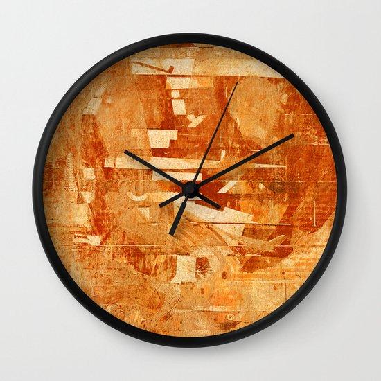 Pajelança (Shamanism) Wall Clock
