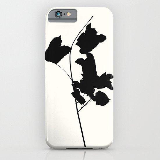 Maple Black iPhone & iPod Case