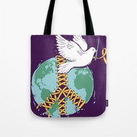 The Peacemaker Tote Bag