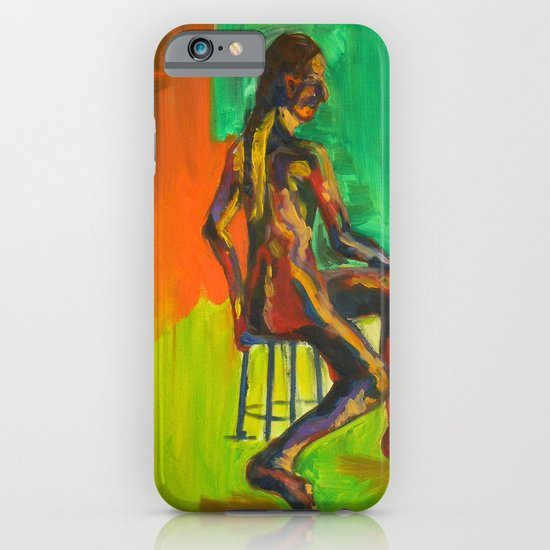 Male Nude iPhone & iPod Case