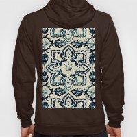 Tile Pattern - Portugues… Hoody