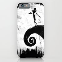 iPhone & iPod Case featuring All Hallow's Eve by Melissa Smith
