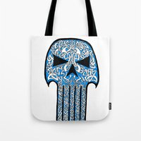 Celtic Punisher Tote Bag