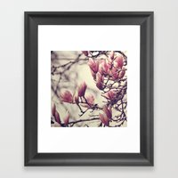 Whisper Sweet Nothings Framed Art Print