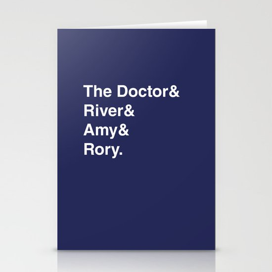 Doctor& Stationery Card