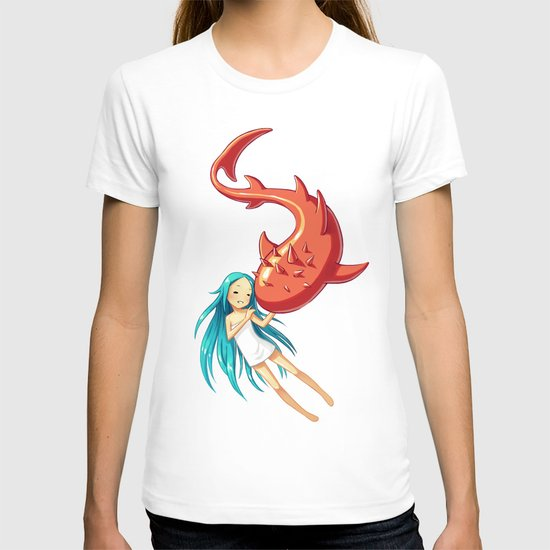 Red Whale T-shirt