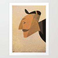 Alfredo Art Print