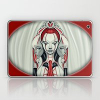 Behind The Curtain Laptop & iPad Skin