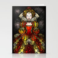 The Virgin Queen (Elizab… Stationery Cards