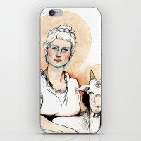 Carpicorn (Zodiac Series… iPhone & iPod Skin