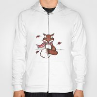 Holiday Fox Hoody
