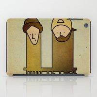 Jay and Silent Bob Strike Back (2001) iPad Case