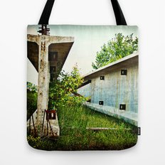 All You Do Is Knock Me Down Tote Bag