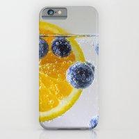 Bubbly Fruit iPhone 6 Slim Case