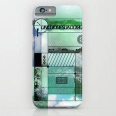 Unicuique sua domus nota A #everyweek 41.2016 Slim Case iPhone 6s