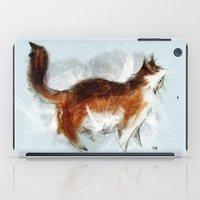 Ode To My Cat iPad Case
