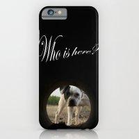 My Dog Kira  iPhone 6 Slim Case
