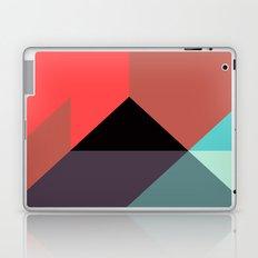 Black Triangle & Reds Laptop & iPad Skin