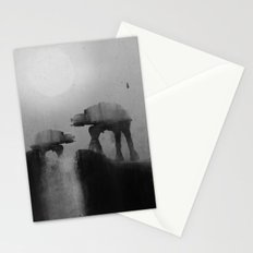Big Walker Is Watching You Stationery Cards