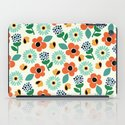 Floral Time iPad Case