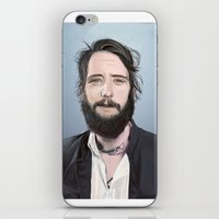 Band of Horses, Ben Bridwell iPhone & iPod Skin