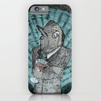 Smells Like Fish iPhone 6 Slim Case