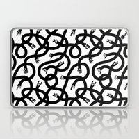 Hands Hands Hands Laptop & iPad Skin