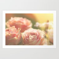Art Print featuring Roses For Ever  by UtArt