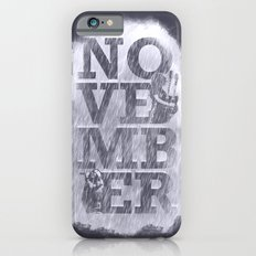 November Rain Slim Case iPhone 6s