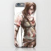 Lara iPhone 6 Slim Case